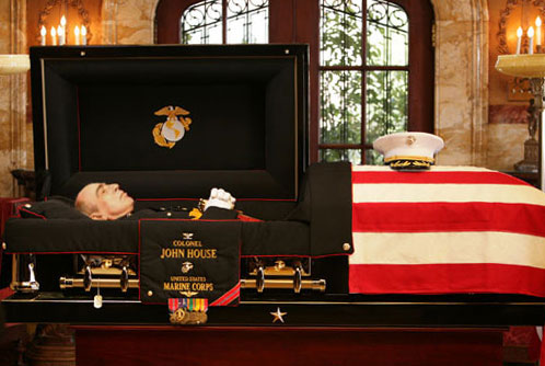 genuine authentic military caskets